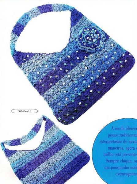 19001ab79645 Вязание крючком. Сумка через плечо. | Вязаные сумки