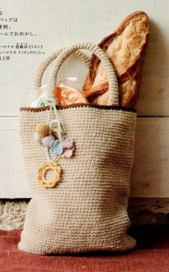 Японские журналы филейного вязания 21